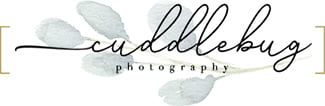 Cuddlebug Photography Logo
